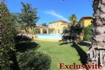 Prestigious villa on a landscaped garden of 1139m2