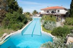 *6 bed villa, great pool, gardens, close to village centre yet quiet, fabulous views.