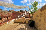 *Fabulous, newly created 3rd flr apartment in PEZENAS with terrace!