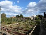 *Gite potential and a real gardener's garden, edge of village, views!