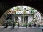 *Village house with terrasse, courtyard and big garage