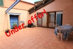 *Traditional winegrowers house with large terrace, veranda and garage.