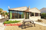 *Attractive 3 bed villa with pool, spa and garden near to the coast!
