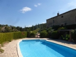 *Beautifully RENOVATED MAS with pool, 2.8 hectares, fabulous VIEWS, just outside CERET