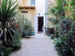 *Village house with sunny courtyard - Rare!