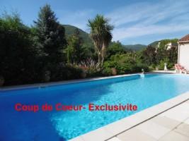 * Beautiful Villa with 12m x 5m pool, wonderful views