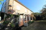 *Rare! ground floor apartment within the old grounds of the chateau. garden and terrace