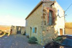 Stone built cottage with garden, pool and views by the Canal-du-midi!