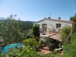 *Rare: Beautiful Villa,15mins walk of Ceret, heated pool 10x5m, garden and with Mount Canigou views