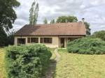 Detached bungalow, close to village shops in Lussac-les-Eglises