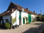 Attractive traditional hamlet house with a barn and gite
