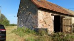 Partially renovated barn to finish