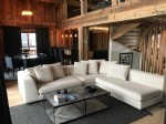 Brand new build Chalet with views of the Mont D'arbois & Rochebrune mountain ranges