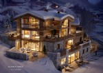 3 Bedroom Duplex with over 95 m2 located in a Rare Area in Val d'Isere