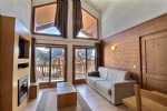 2 Bedroom Apartment with a wonderful view in the ski resort