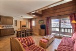 Sainte Foy - Top floor duplex with views of the slopes and the village