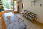 Spacious triplex apartment Peisey-Vallandry - Paradiski