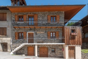 Superb chalet close to the Valmorel ski domain