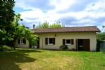 Detached bungalow with land and a small price