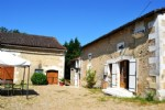 Detached house with gite and pool, large garden