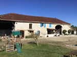 Wonderful gites complex with pool and shop
