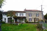 6 bedroom stone farmhouse with garden