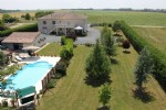 Quality Property Built In 2001 on 3500m² Of Mature Gardens With Heated Swimming Pool