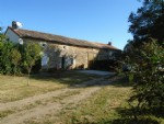 Stone House, 2 Apartments, Campsite And Land Of 1.3 Hectares