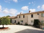 Lovely 5 Bedroomed Stone House With A Gite And Pool