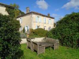 Attractive 3 Bedroomed Village Property With Outbuildings And A Large Garden