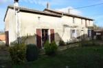 Detached Stone House For Sale Close To Nanteuil En Vallée. Outbuildings and 4324m²