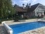 Alpine Property (5 bedrooms) on Good Sized Plot with Salt Water Swimming Pool