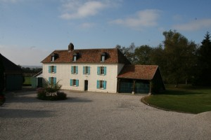 Beautiful property on 2 hectares in Normandy