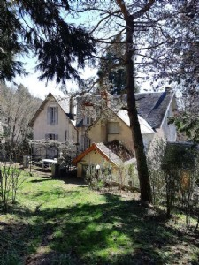 Bourgeois house