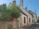 Near Montmorillon, Vienne 86: village house with nice, private garden