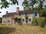 Near Montmorillon: beautiful house with land, quality restoration