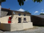 Renovated 2 Bed Stone Cottage in the Haute Vienne (Le Dorat)