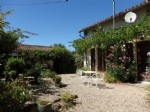 Traditional Farmhouse and Gite near Persac, in the Vienne