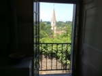House with a View in the heart of Confolens in the Charente