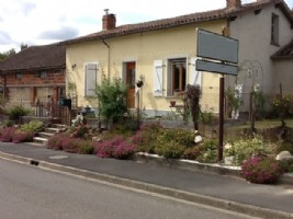 Excellent House with Workshop near Le Dorat in the Haute Vienne