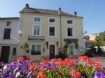 Bar/Restaurant/Chambre D'hotes in Gouex in the Vienne