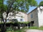 Montaigu-Du-Quercy: Detached Period Home, 15 Acres. Pool.