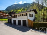 A 3 bedroom chalet with separate studio apartment and double garage