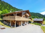 A modern and spacious chalet located very close to the main ski area of Chatel