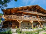 A beautifully renovated semi detached farm located at the top of Petit Chatel