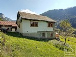 A sunny aspect and mountain views, when completed this will be a stunning property.