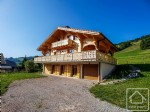 A beautiful, spacious and modern chalet located in the popular ski resort of Bernex
