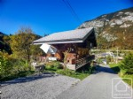 A charming chalet with fantastic views and sunshine, not far from the centre of Abondance.