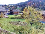 A 1238m2 plot of constructible land.