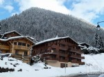 A spacious 3 bedroom, 2 bathroom apartment with garage, close to Morzine town centre and the slopes.